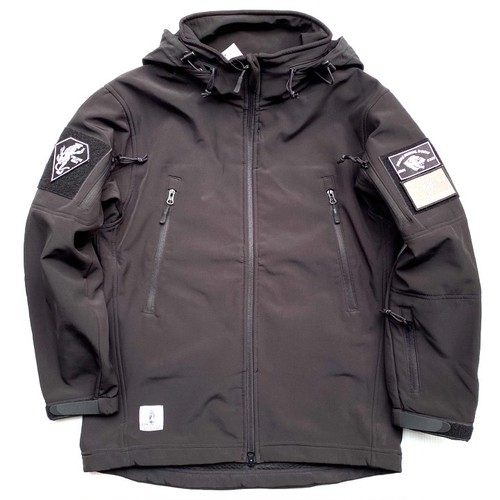 VOLUME ORIGINAL / KUSTOMIZE SOFT SHELL TACTICAL JACKET