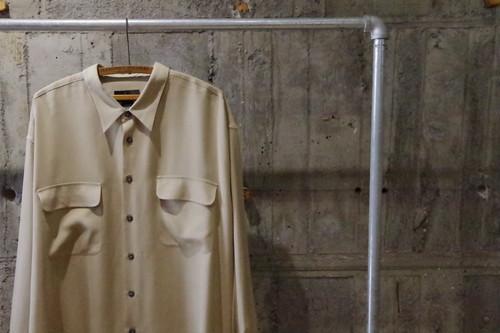 Silk shirt(USED)