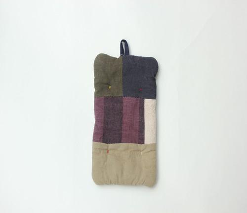 Tsuyu「合わせ布の鍋つかみ」