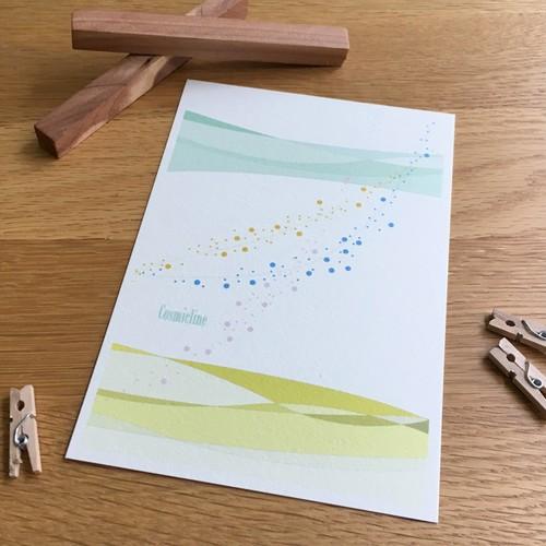 Post card / cosmicline(コズミックライン)5枚セット