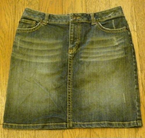 【送料無料】TOMMY HILFIGERの古着デニムミニスカート