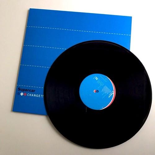 SUPERCAR - スリーアウトチェンジ 二枚組 LP