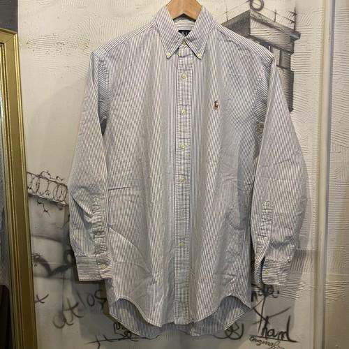 Polo ralph lauren BD stripe shirt