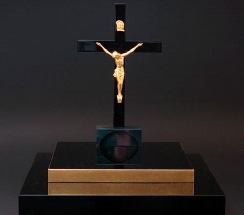 バチカン奉納モデル(漆塗り祭壇)