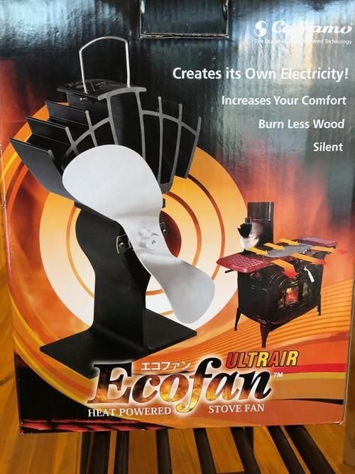 エコファン(ECO FAN) ウルトラエアー(小) Ecofan Ultra Air