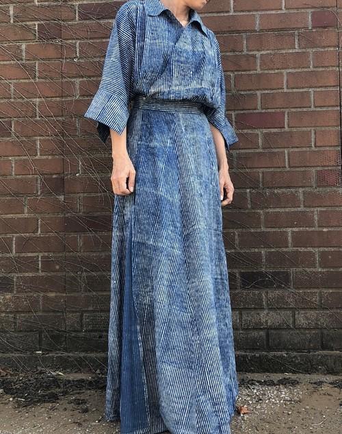 Swell Original Dress 【STRIPE】