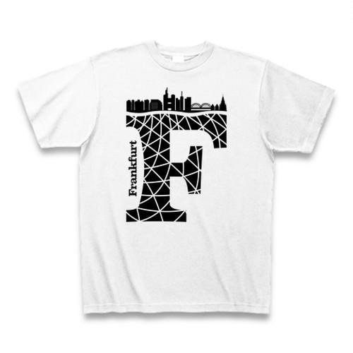 Tシャツ Frankfurt:ホワイト