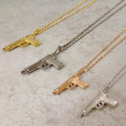 Pistol Necklace