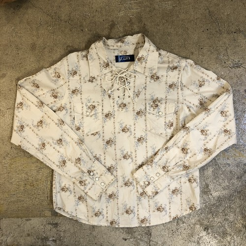 Wrangler Floral Shirts ¥5,400+tax