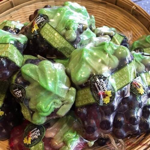 【FONG HOMM】 フルーツ石鹸 グレープ/ Grape Soap 100g