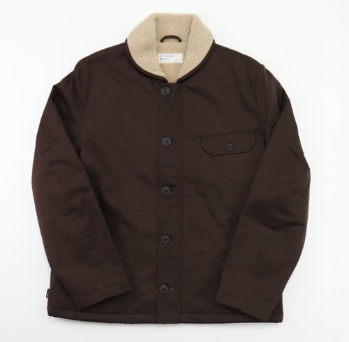 【Universal Works.】N-1 Jacket In Brown Twill