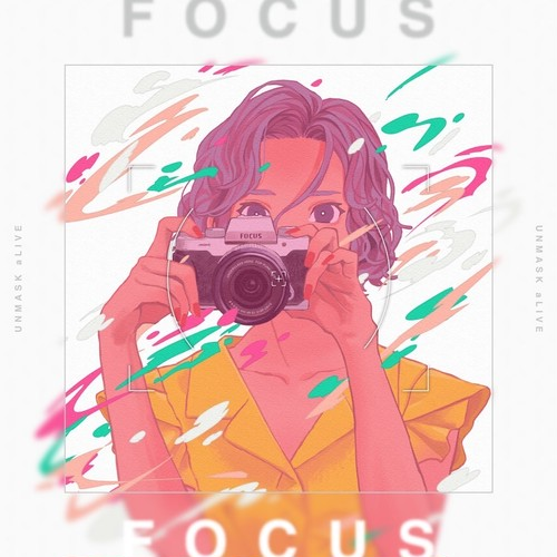 2nd mini album「Focus」