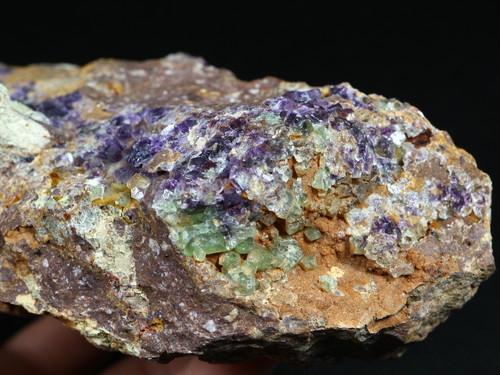 自主採掘!カリフォルニア産 フローライト 蛍石 原石 474,5g  FL048 鉱物 天然石 パワーストーン