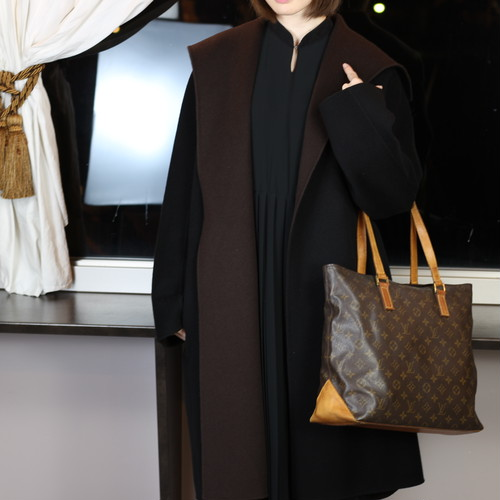 .FOXEY BOUTIQUE CASHMERE100% DOUBLE FACE COAT MADE IN JAPAN/フォクシーブティックカシミヤ100%ダブルフェイスコート 2000000039954