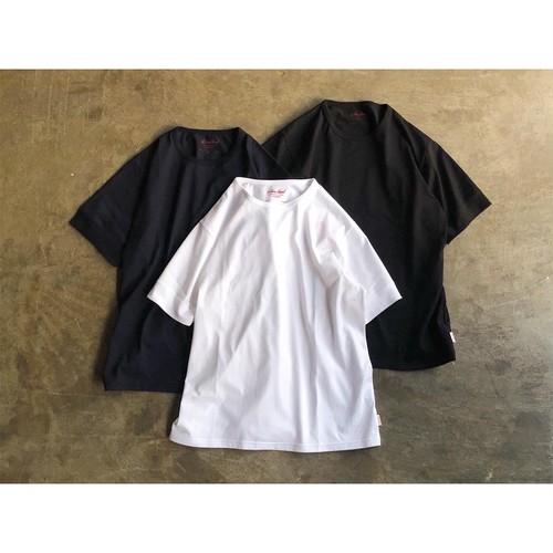 Le SansPareil(ル サン パレイユ) Twin Thread Jersey Classic Short Sleeve Tee
