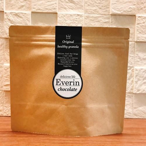 グルテンフリー!チョコレートグラノーラ 360g 大人から子供まで一番人気のチョコレートの大袋です