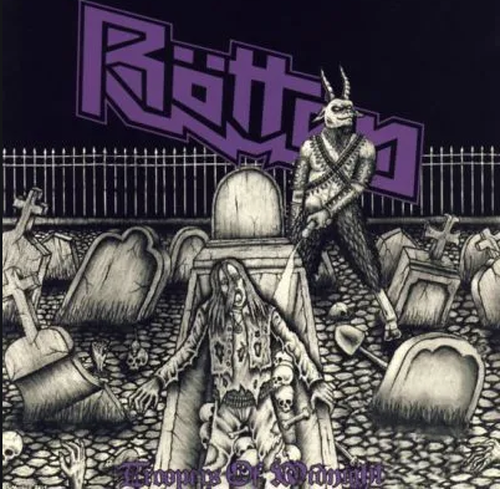 "ROTTEN ""Troopers of Midnight"" (輸入盤)"
