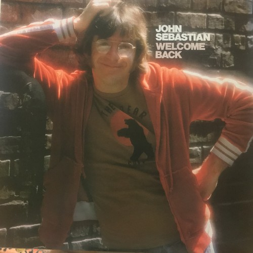 JOHN SEBASTIAN / WELCOME BACK(1976)