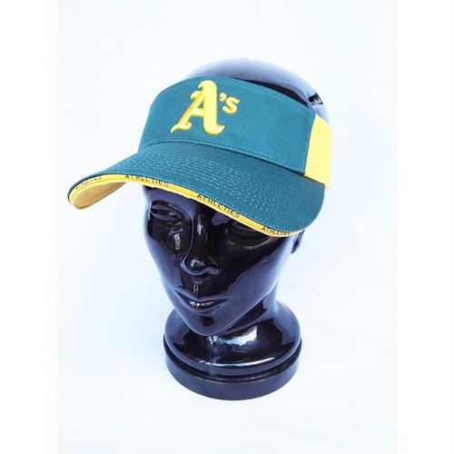 MLB オークランド アスレチックス Oakland Athletics Drew Pearson バイザー サンバイザー 1779
