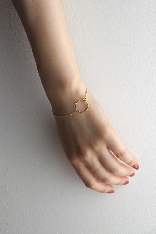 【再入荷】dot -Gold- / Bracelet