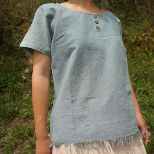 organicヘンプコットンTシャツ