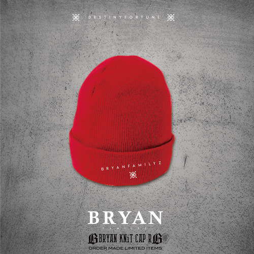BRYAN KNiT CAP R