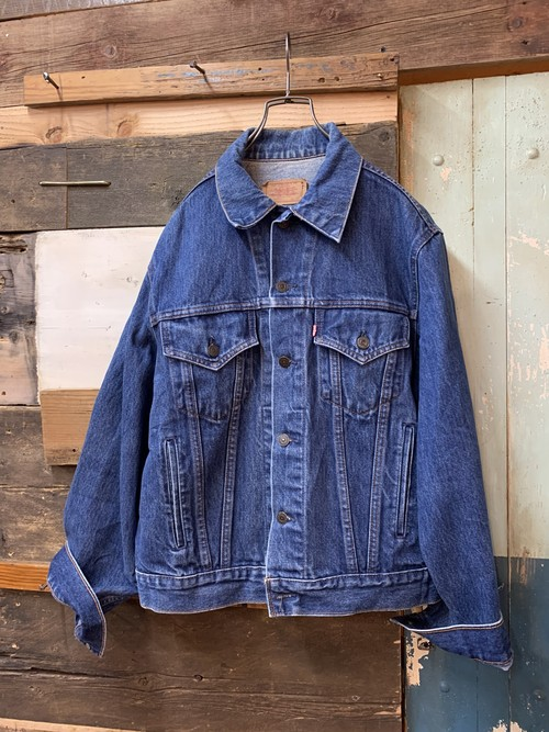 80's Levi's 70506 Size/44 MADE IN CANADA