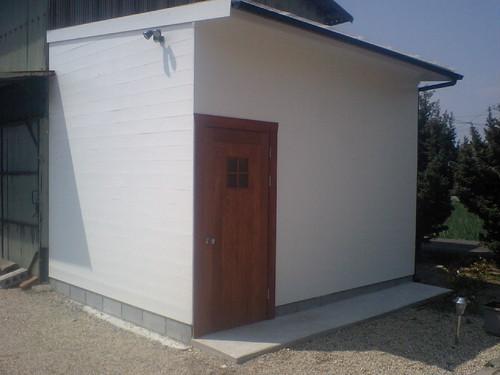 北欧風スモールハウス