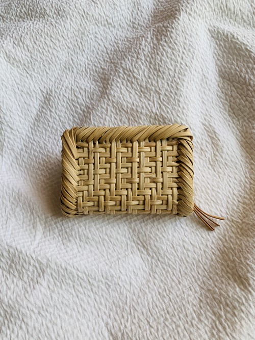 Coin case (Natural color)