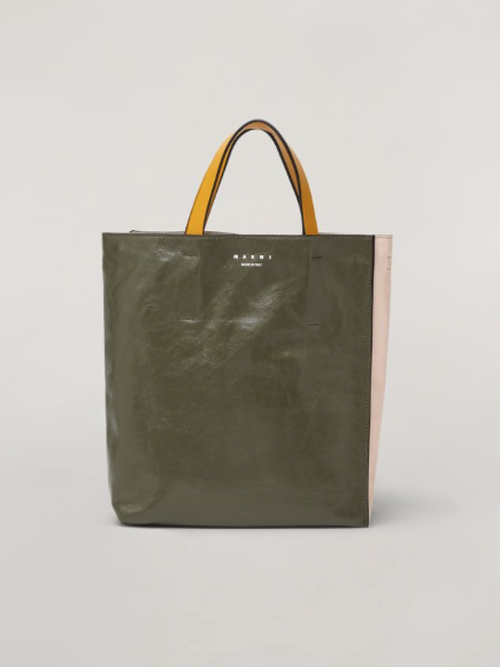 【20SS】MARNI / Calf Leather Museo Soft Bag