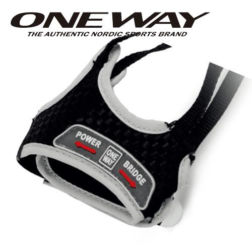 ONE WAY パーツ&アクセサリー ラビットカーボンストラップ M クロスカントリースキー ow50106