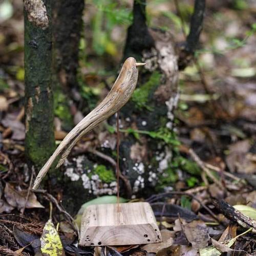 流木の鳥(M saiz) 137
