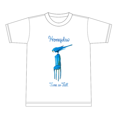 """""""Time to Tell"""" T-Shirts - サイズS"""