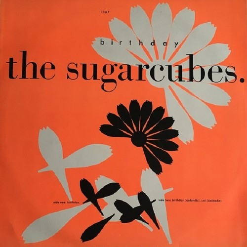【12inch・英盤】The Sugarcubes / Birthday