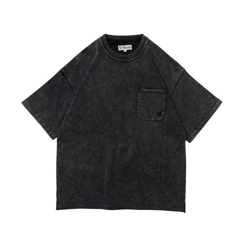 EVISEN DENIS T-SHIRT BLACK