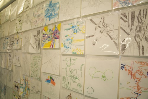 drawing × 90枚(セットB)