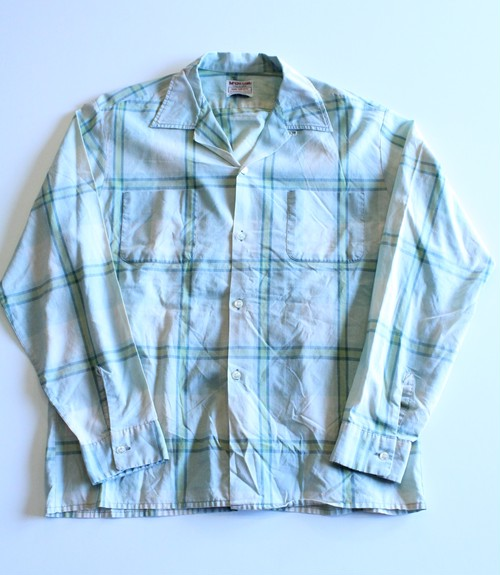 McGREGER Check Shirts