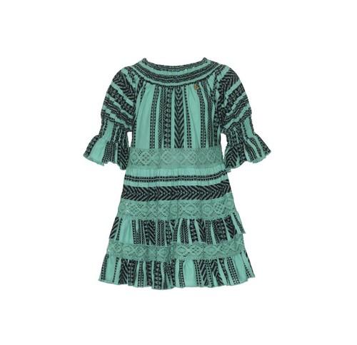 Green×Black Dress(Girl)