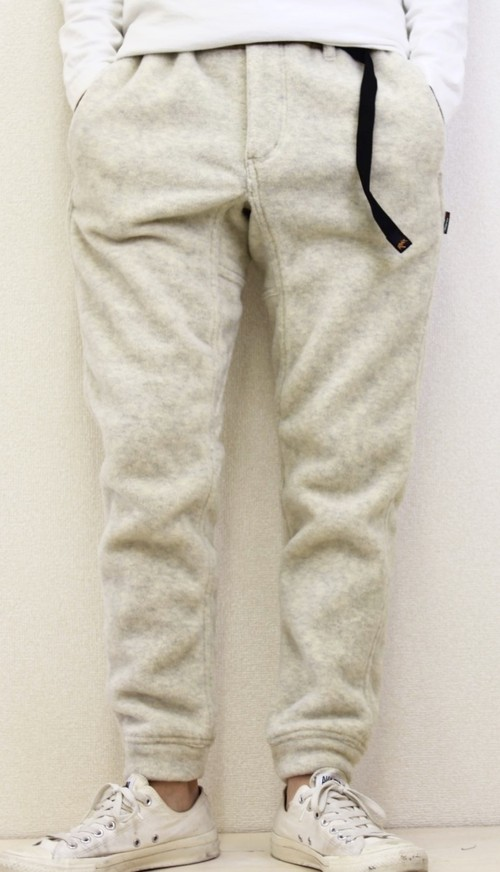 Classic 200 Fleece Pant-Oatmeal