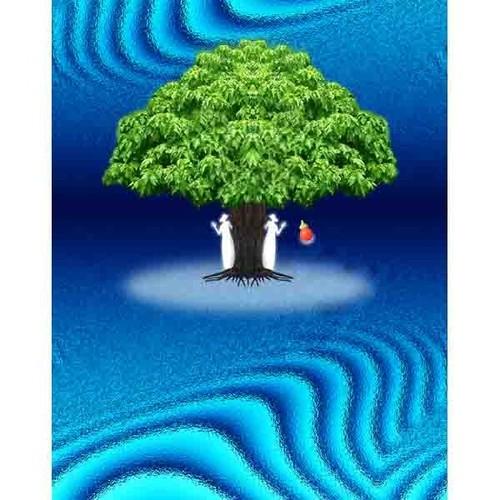 神秘の森・14(かくれんぼの樹02)