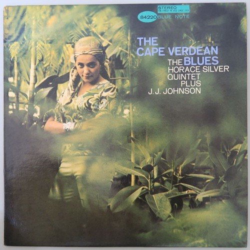 HORACE SILVER / THE CAPE VERDEAN BLUES オリジナル