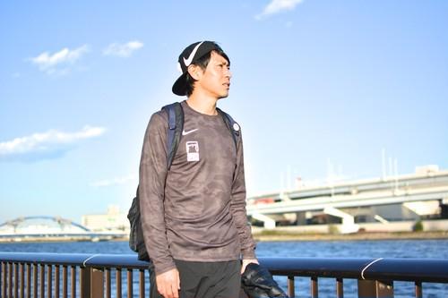 【少数限定】ARIGATO OKUMA NIKE KAMO ロングTシャツ BLACK