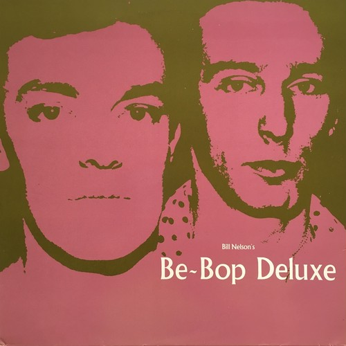 【12inch・英盤】Be-Bop Deluxe /  Panic In The World