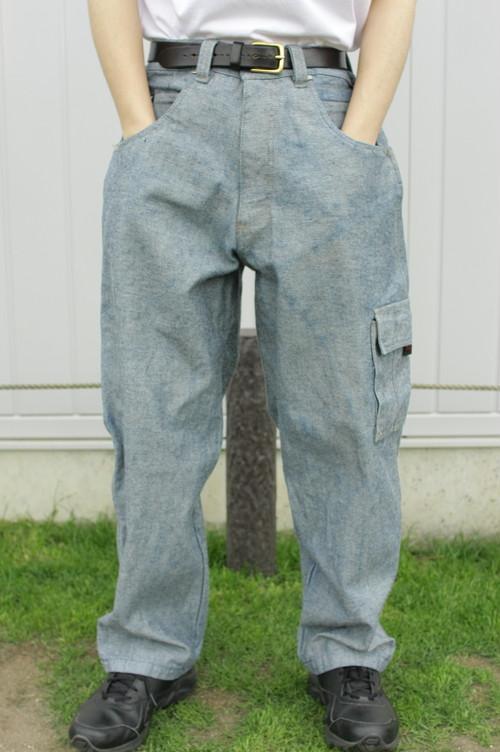 FUBU Inside-OUt Denim Pants