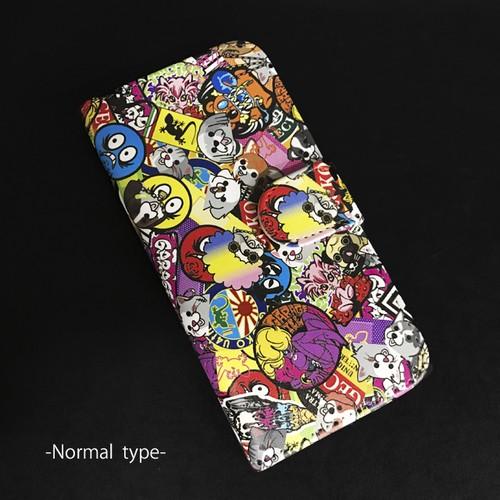 iPhone5(アイフォン5) スマホケース手帳型