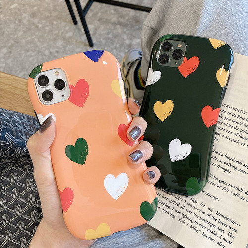 【オーダー商品】Love heart iphone case