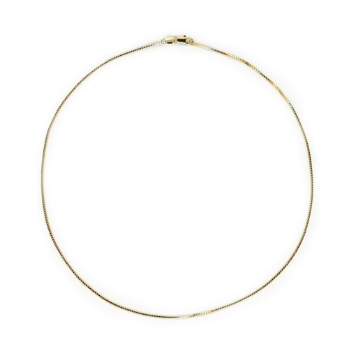 【GF1-51】20inch gold filled chain necklace