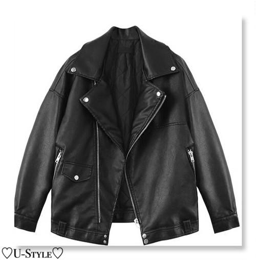 ライダースジャケットDY01