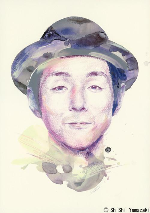 【ShiShiYamazaki 原画】宮藤官九郎