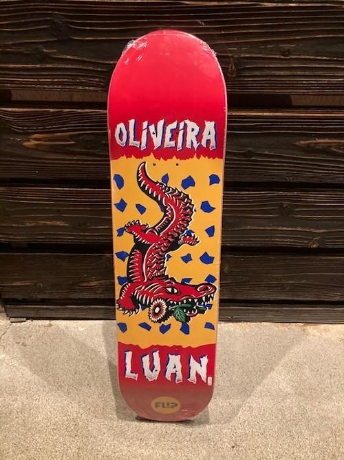 FLIP  TIN TOY OLIVEIRA 8.13inch